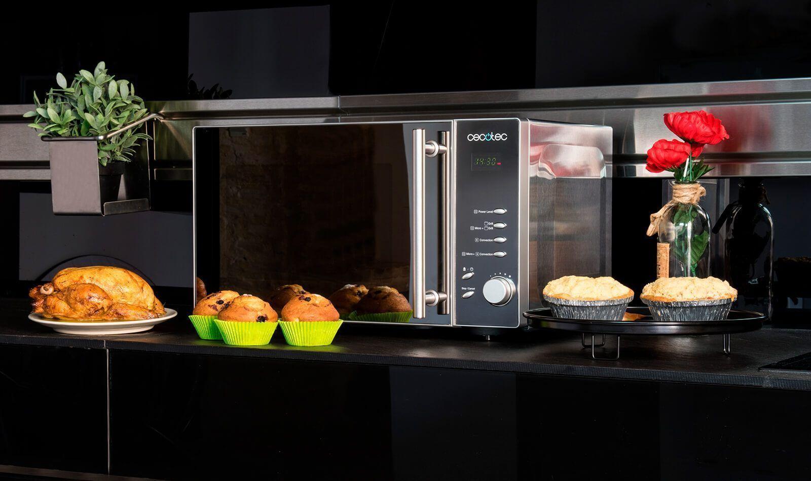 7 resuelves para cocinar en el microondas refrinox for Cocinar en microondas